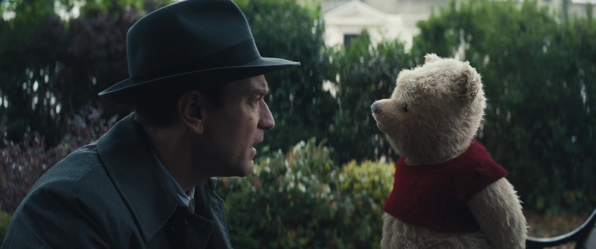 Capture Christopher Robin Disney
