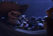 chicharron personnage character coco disney pixar