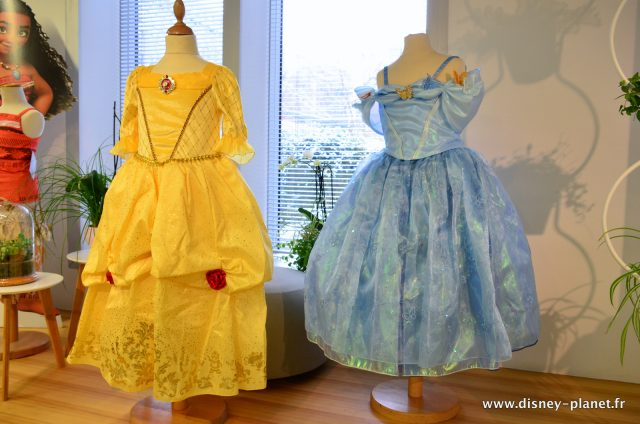 Disney Store déguisements princesses