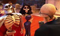 el santo personnage character coco disney pixar