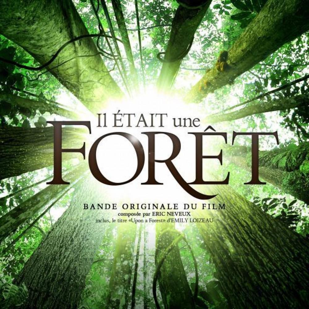 il était une forêt once upon forest bande originale soundtrack ost disney disneynature