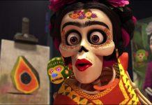 frida kahlo personnage character coco disney pixar