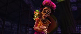 frida kahlo personnage character coco disney pixar
