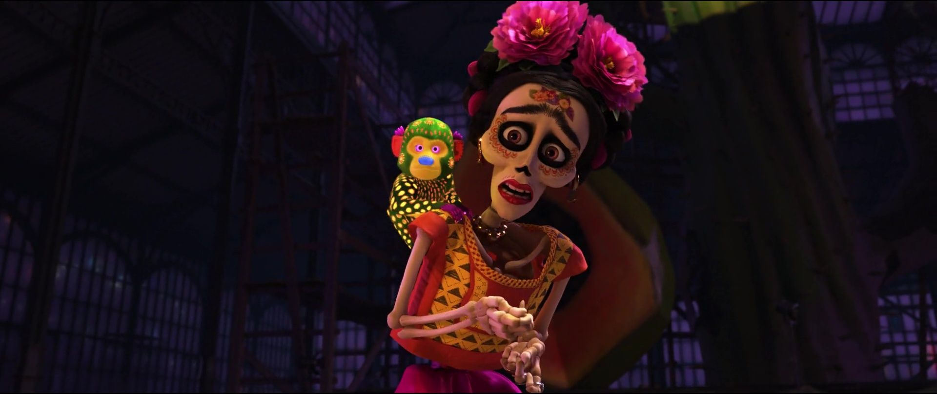 Pin Frida Kahlo Coco Images To Pinterest