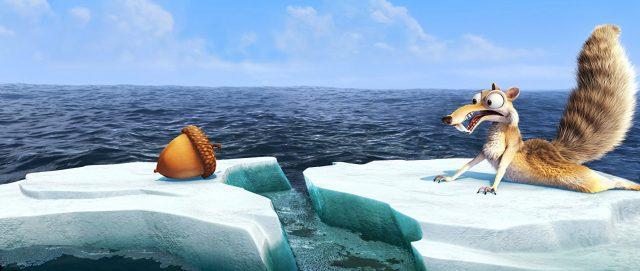 Image age glace 4 derive continent ice drift disney fox blue sky