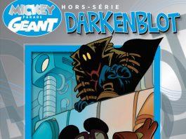 disney bd Mickey Parade Géant : Darkenblot