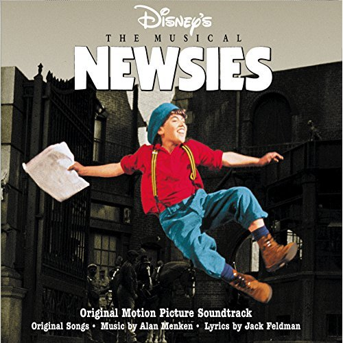 newsies bande originale soundtrack ost disney