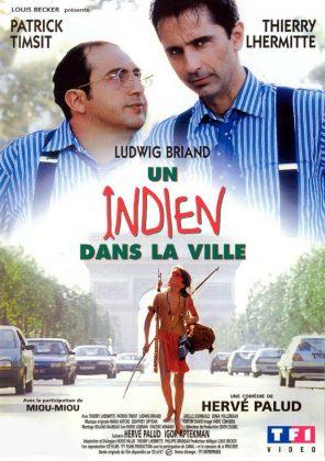 Affiche Poster indien ville little indian big city disney touchstone