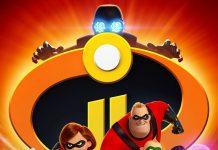 Affiche Poster indestructibles 2 incredibles disney pixar