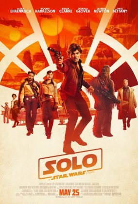 Affiche Poster Solo Star Wars Story Disney Lucasfilm