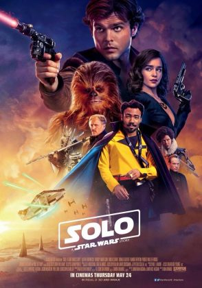 Affiche Poster Han Solo Star Wars disney lucasfilm