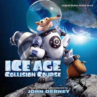 bande originale ost score soundtrack age glace 5 lois univers collision course disney fox blue sky