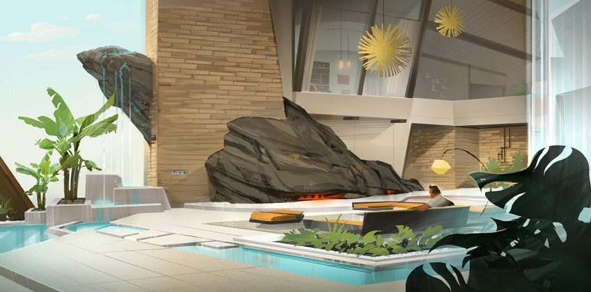 Artwork indestructibles 2 incredibles disney pixar