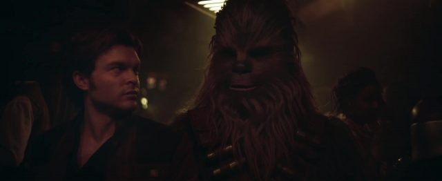 capture Solo Star Wars Story Disney Lucasfilm