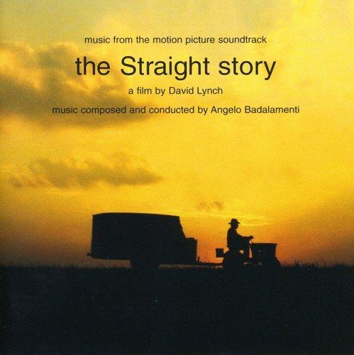 bande originale soundtrack ost score histoire vraie straight story disney