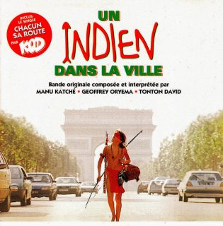 bande originale soundtrack ost score indien ville little indian big city disney touchstone