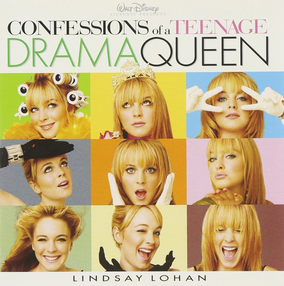 bande originale soundtrack ost journal intime future star Confessions Teenage Drama Queen disney