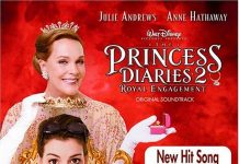bande originale soundtrack score ost mariage princesse diaries royal engagement disney
