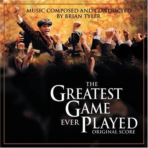 bande originale soundtrack ost score parcours légende Greatest Game Ever Played disney