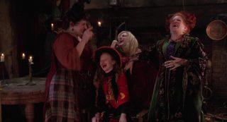 replique quote hocus pocus trois sorciere disney