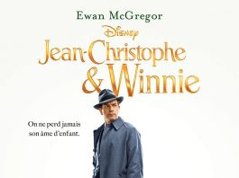 affiche poster jean christophe winnie christopher robin disney