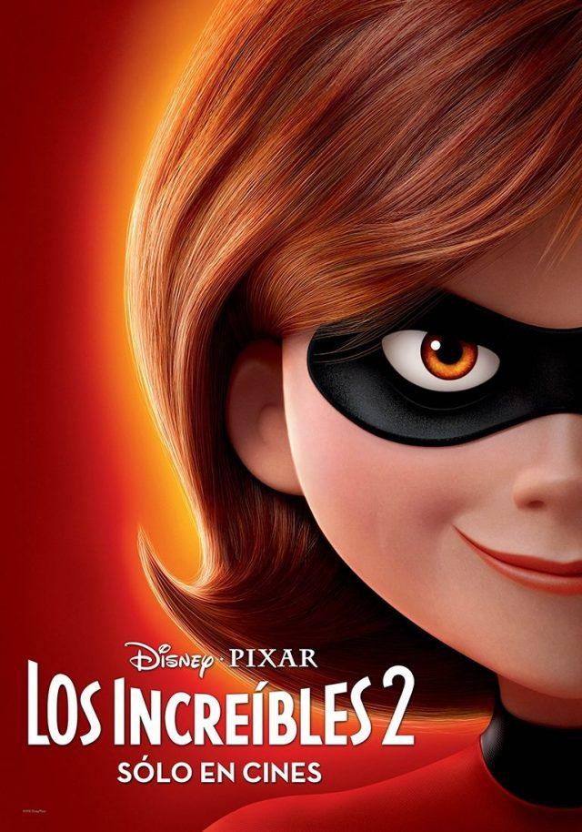 Affiche Poster Indestructibles Incredibles 2 Disney Pixar
