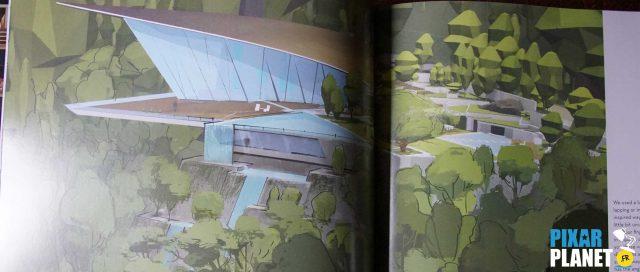art of incredibles 2 indestructibles livre book disney pixar