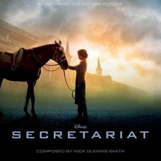 bande originale soundtrack ost score secretariat disney