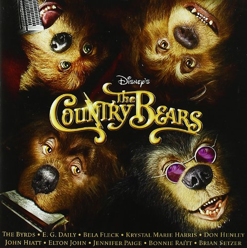 bande originale soundtrack ost score country dogs disney