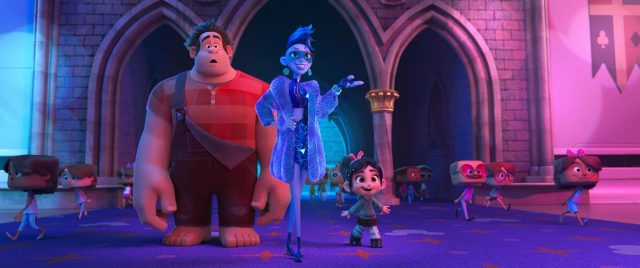 image mondes ralph 2 wreck it disney