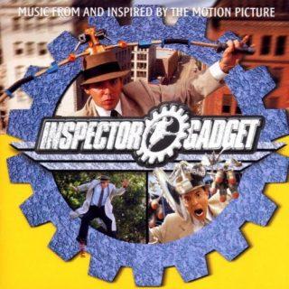 bande originale soundtrack ost score inspecteur inspector gadget disney