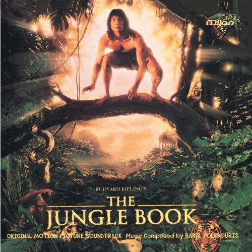 bande originale soundtrack ost score livre jungle book film disney