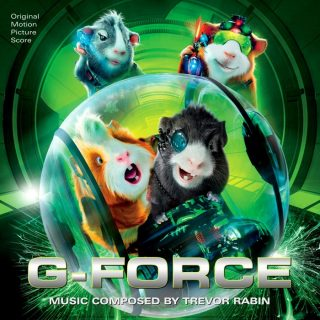 bande originale soundtarck ost score mission g force disney