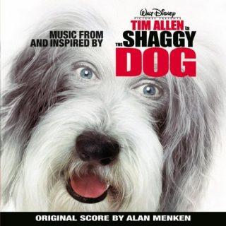 bande originale soundtrack ost score raymond shaggy dog disney