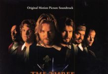 bande originale soundtrack ost score trois mousquetaires Three Musketeers disney