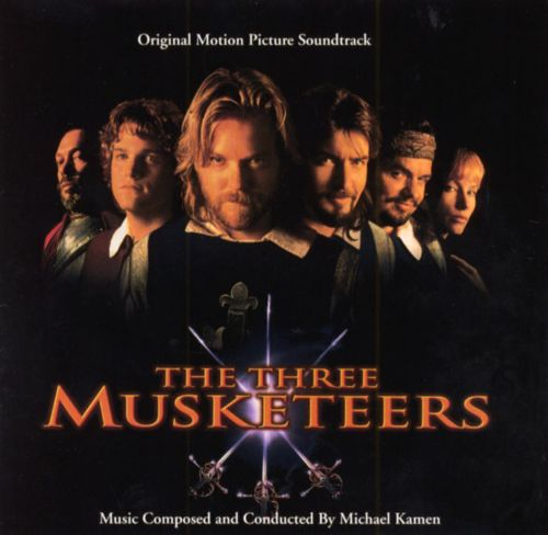 bande originale soundtrack ost score trois mousquetaires Three Musketeers disney