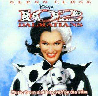 bande originale soundtrack ost score 102 dalmatiens dalmatians disney