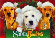Affiche Poster Copains fêtent Noël Santa Buddies Disney