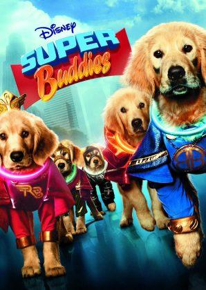 Affiche Poster Copain super héros buddies disney