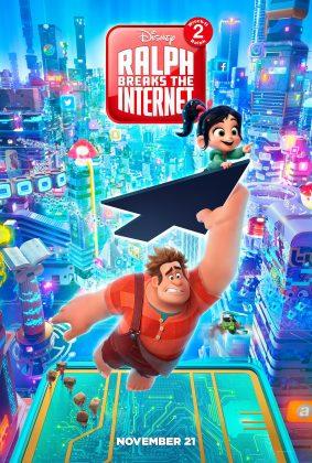 Affiche Poster mondes ralph 2 wreck it disney