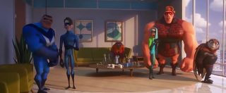 brick personnage character indestructibles incredibles 2 disney pixar
