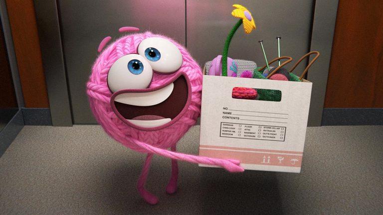 """""""Purl"""" : première image du prochain court de Pixar !"""
