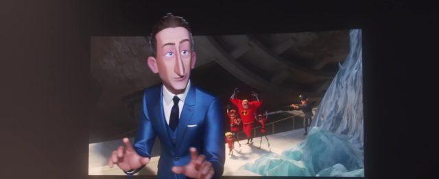 winston deavor personnage character indestructibles incredibles disney pixar
