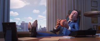 winston deavor personnage character indestructibles incredibles 2 disney pixar