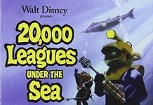bande originale soundtrack ost score 20 000 lieues sous mers leagues under sea disney