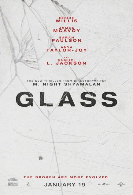 Affiche Poster Glass Disney Touchstone Pictures