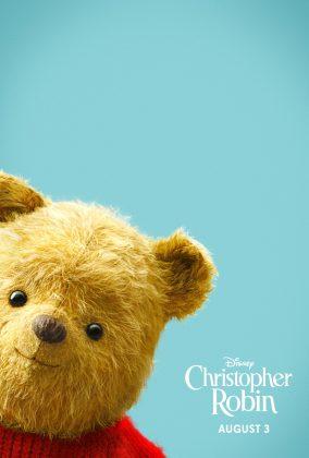 Affiche Poster jean christophe robin winnie christopher disney