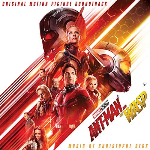bande originale soundtrack ost score ant man guepe wasp marvel disney