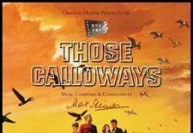 bande originale soundtrack ost score calloway trappeur disney