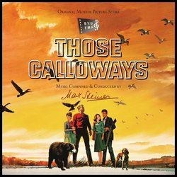 bande originale soundtrack ost score calloway trappeur disney